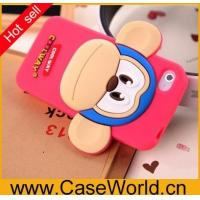 Buy cheap Cute 3D air force Paul Silicone case for iphone5 from wholesalers