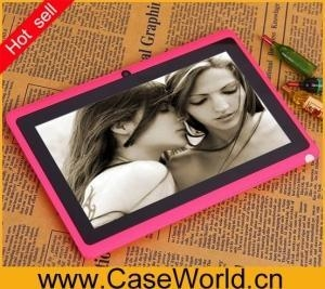 Quality Electronic Product name:wifi 3g android tablet pc, 7 inch android tablet for sale