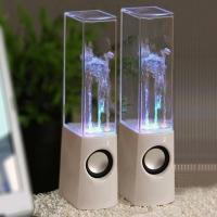 Electronic Product name:White LED Light Dancing Water Show Music Fountain Computer 2x Speakers Manufactures