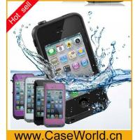 Buy cheap Phone Accessories Product name:Waterproof Shockproof Case For iPhone 5 from wholesalers