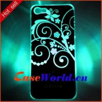 Buy cheap Phone Accessories Product name:Colors Charged LED Case Cover For iphone 5 from wholesalers