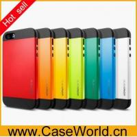 Buy cheap Phone Accessories Product name:Hybrid SLIM ARMOR SPIGEN SGP Hard Case Cover For iPhone 5 from wholesalers