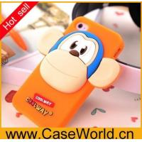 Buy cheap Phone Accessories Product name:Cute 3D air force Paul Silicone case for iphone5 from wholesalers