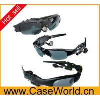 New 4GB Headset Sunglass Mp3 Player + FM radio Sun Glass Manufactures