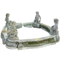 Fountains Stone Fountain with Cherubs from Kenjockety Contact me about this item. Manufactures
