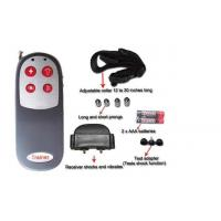 E628B Remote Vibrancy and Shock Dog training collars Manufactures