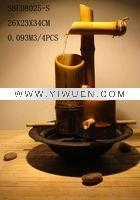Quality Bamboo Crafts(285) Bamboo Handmade Fountain SBE08025-S for sale