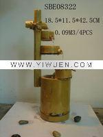 Bamboo Crafts(285) Bamboo fountain(Indoor Tabletop water fountain) SBE08322 Manufactures