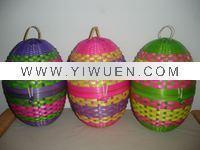 Bamboo Crafts(285) egg basket Manufactures