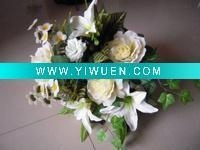China Artificial Crafts(970) florist 2011 new fashion artificial flower