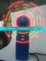 Quality Artificial Crafts(970) MINI flashing fan for sale