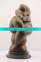 China Antique Imitation Crafts(647) bronze antique statues