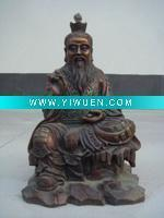 Quality Antique Imitation Crafts(647) Lord Lao Zi of the Great Monad sculpture for sale