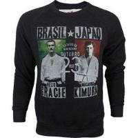 Roots of Fight Gracie vs Kimura Sweatshirt Manufactures