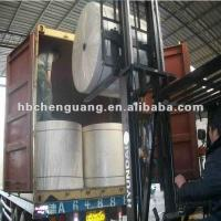 Polyester Mat Used for APP/SBS waterproofing membrane Manufactures