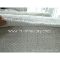 ceramic fiber cloth heat insulation Manufactures