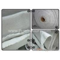 double layer Aluminosilicate ceramic fiber cloth Manufactures