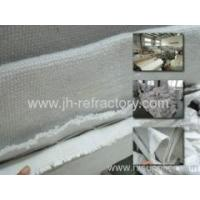 heat insulation blanket -double layer ceramic fiber cloth Manufactures