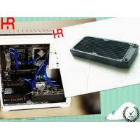 High Performance and Newest design PC CPU Liquid Water Cooling System, with 240mm Radiator Manufactures