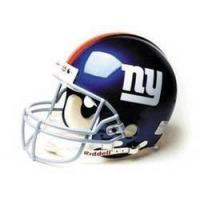 New York Giants Authentic Pro Line Helmet Manufactures