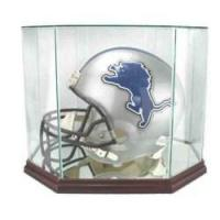 Buy cheap Football Helmet Octagon Display Case from wholesalers