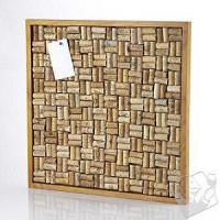 China Decor Large Wine Cork Board Kit on sale