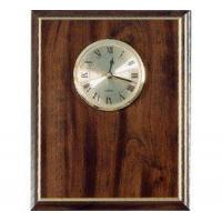Cherry Finish | Gold Cove | Clock Plaque Manufactures