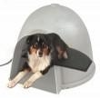 Quality Dog Beds K & H Igloo Style Heated Pad Large for sale
