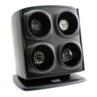 *NEW DESIGN* Versa Automatic Quad Watch Winder - Black (Sold Out) Manufactures