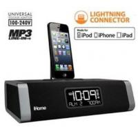 SecureShot HD-Live iPhone Docking Station Hidden Camera with Internet Streaming
