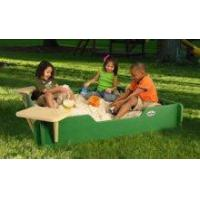 Sand Boxes SANDLOCK Sandbox with Cover - 5