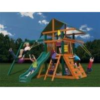 Backyard Playsets Gorilla Congo Greenscape Gorilla Wooden Playset [01-0023] Manufactures