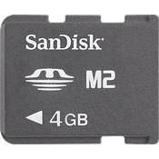 Pen USB SanDisk 4GB Memory Stick M2 Micro - In Stock Manufactures