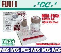 China Fuji I. Glass Ionomer Cement Mini Pack. on sale