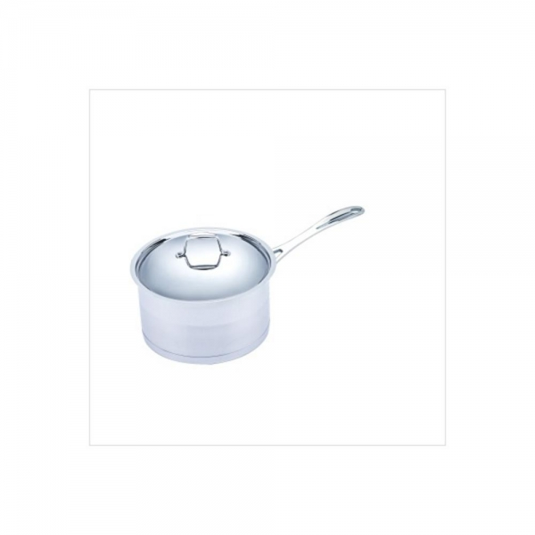 Quality Kitchen & Dining CHARTERHOUSE DELTA FINSESSE 18CM 2.3 LITRE STAINLESS STEEL SAUCEPAN for sale