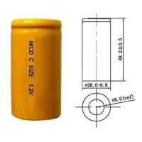 China Ni-cd Rechargeable Battery on sale