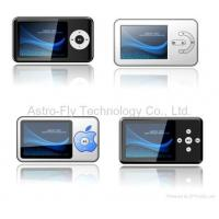 cheapest apple style mp5 mp4 mp3 player with FM radio Manufactures