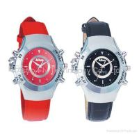China Water Proof Quartz Watch Watch MP3 Player on sale