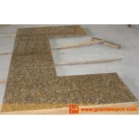 China Giallo Fiorito Granite Countertops on sale