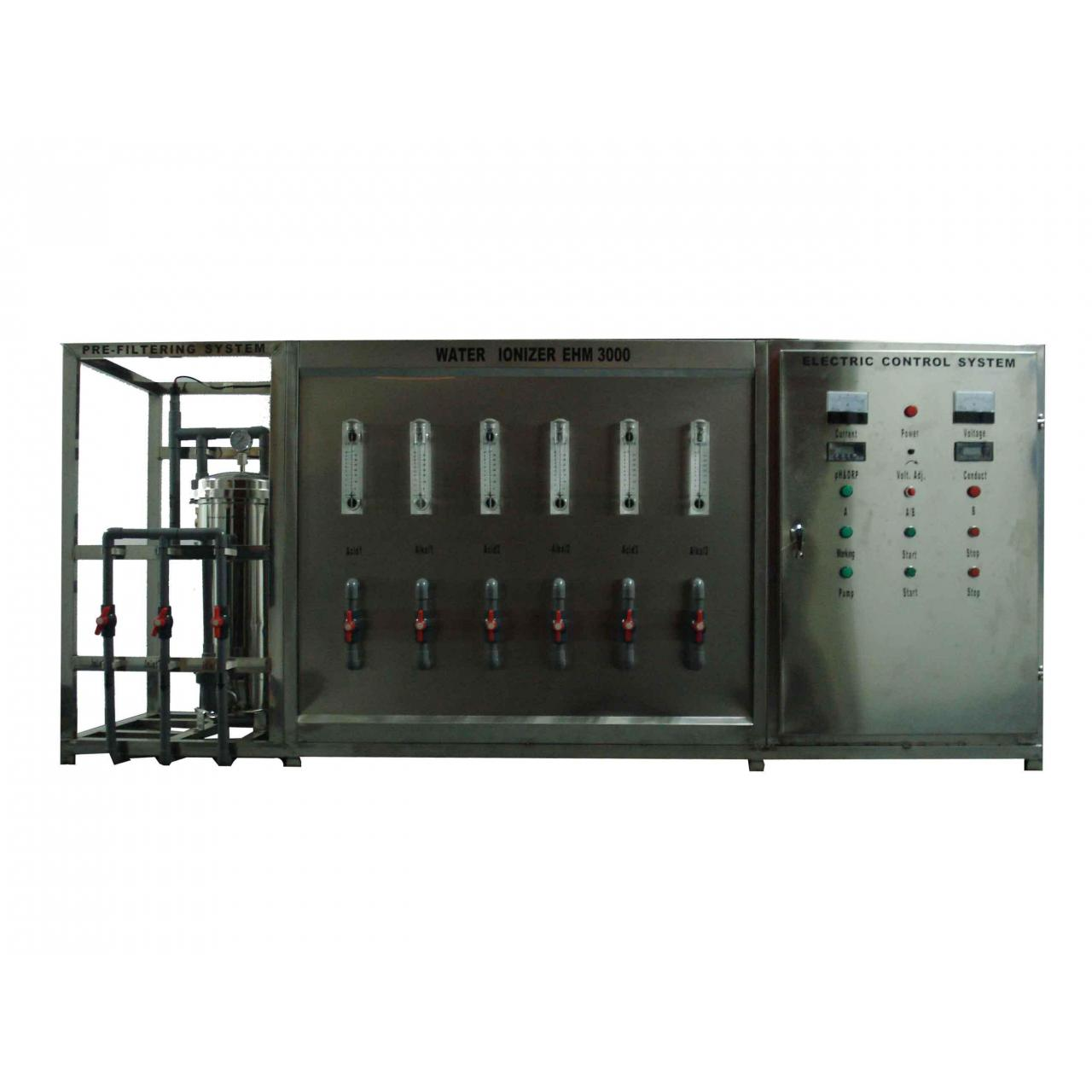 Industrial Water Ionizer EHM-3000 Manufactures