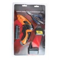 Quality Cordless Screwdriver Kit (HT2805-004) for sale