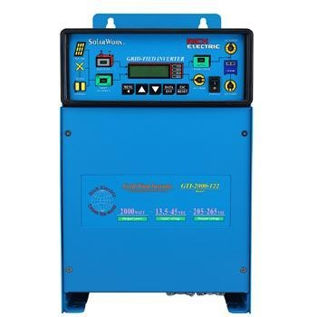 Quality AC Drives Solar Worx Grid Tied Inverter for sale