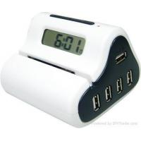 USB 4 Port Hub + Letter Opener + Alarm Clock, All in One ! 1101 Manufactures
