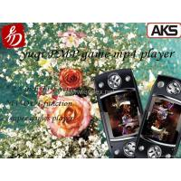 OEM!!Yuqi 2.8 inch Mp4 Games Player With 1.3M Camera&TV-IN Manufactures