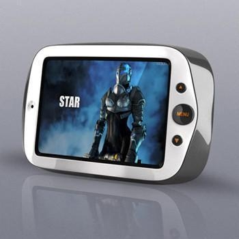 Quality Portable Analog TV mp4 player with 1.3M camera (AT01) for sale