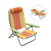 Beach Chair Armrest Reclining Beach Chair Manufactures