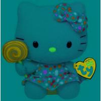 Lollipop Hello Kitty Beanie Baby by TY - 40961 Manufactures