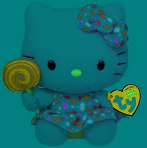 Quality Lollipop Hello Kitty Beanie Baby by TY - 40961 for sale