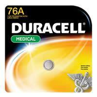 China Duracell 1.5 Volt Alkaline Battery 76A - 1 Pack on sale