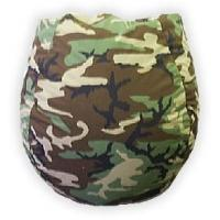 China Camouflage Bean Bag Chairs on sale